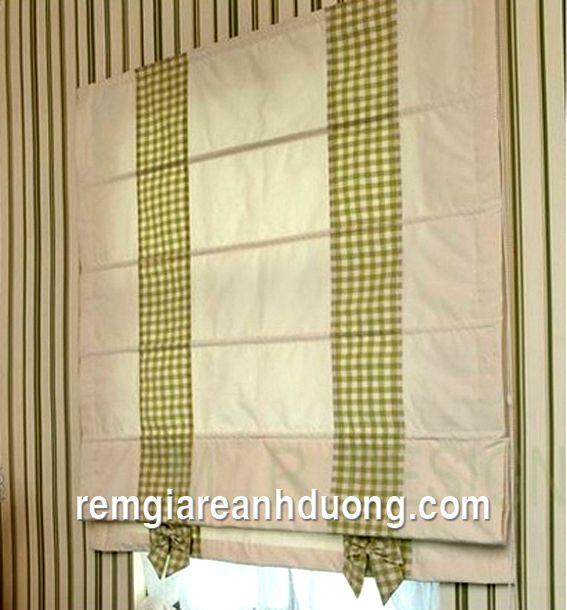 Roman blinds Light Ocean 09