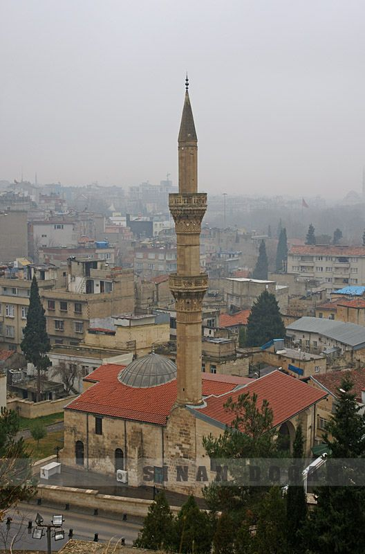Şirvan Camii (Mosque) Gaziantep, TURKEY.