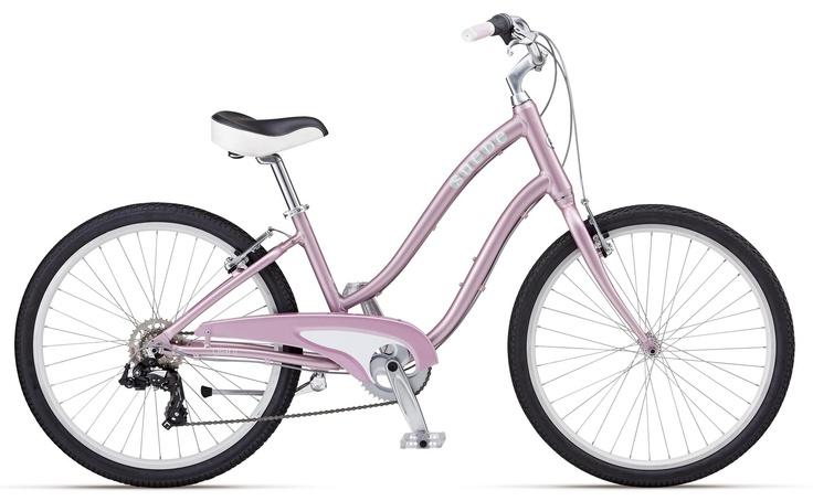 My Bike!!! Love... Suede W (Light Pink)