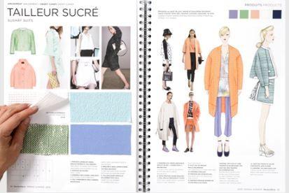 PeclersParis Spring Summer 2015 Mode Femme Tailleur Sucré
