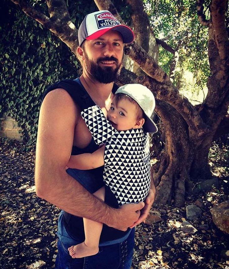 WOMAR Zaffiro babycarrier - nosidełko ergonomiczne, model Zaffiro Care :)