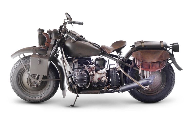 Ok, first time in 30 years I'd consider buying another Harley.