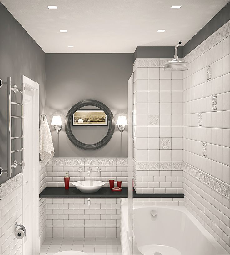 Дизайн ванной комнаты. #inscale #inscalestudio #bathroo