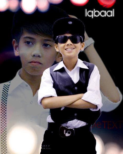 Foto dan Profil Iqbaal Dhiafakhri Ramadhan Cowboy Junior