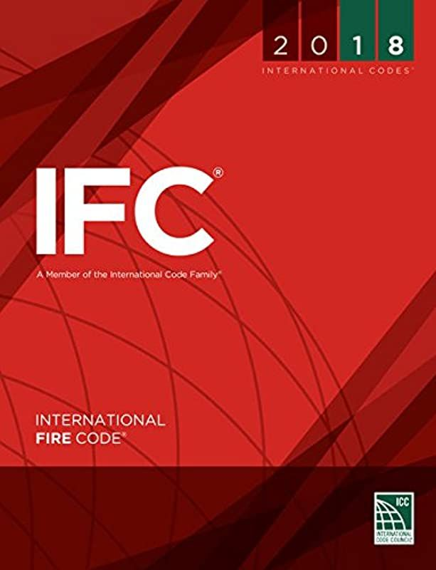 Pdf 2018 International Fire Code International Code Council Series By International Code Counc P L