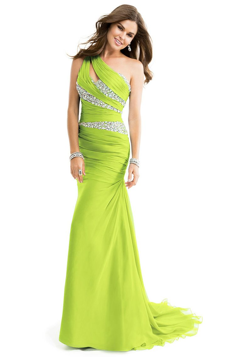 39 best prom images on pinterest evening dresses evening gowns flirt prom 2014 dress style p4717 sequin gown with asymmetrical neckline single sleeve front ombrellifo Images