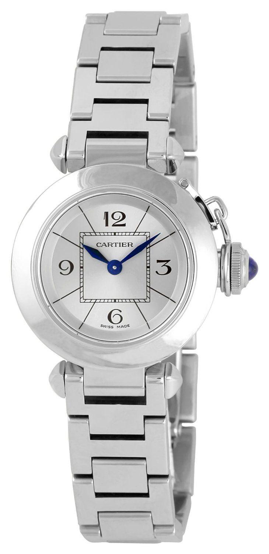Cartier Women's W3140007 Miss Pasha Small Watch, (ballon bleu, cartier, dress watches, excellent), via https://myamzn.heroku.com/go/B0031KFKLU/Cartier-Womens-W3140007-Miss-Pasha-Small-Watch