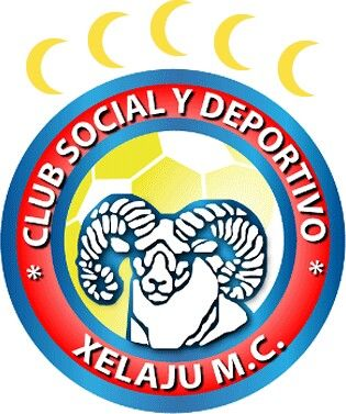 CSD Xelaju MC of Guatemala crest.