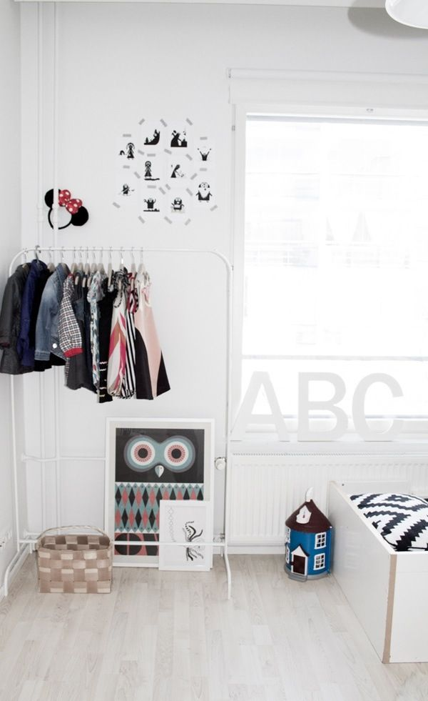 Kids room | So organised!