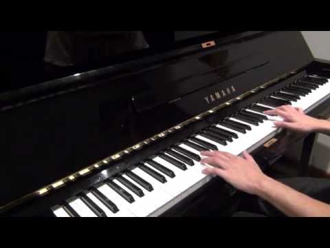 Christina Perri - A Thousand Years (piano cover) def walking sown the aisle to Meghan playing this!