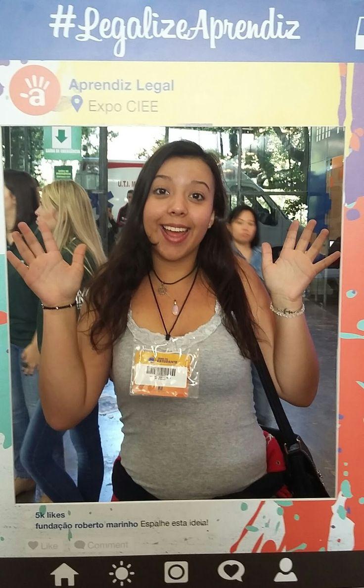 #EUFUI 18º Feira do Estudante Expo CIEE | Uma Menina Moderna | Nayara Felix