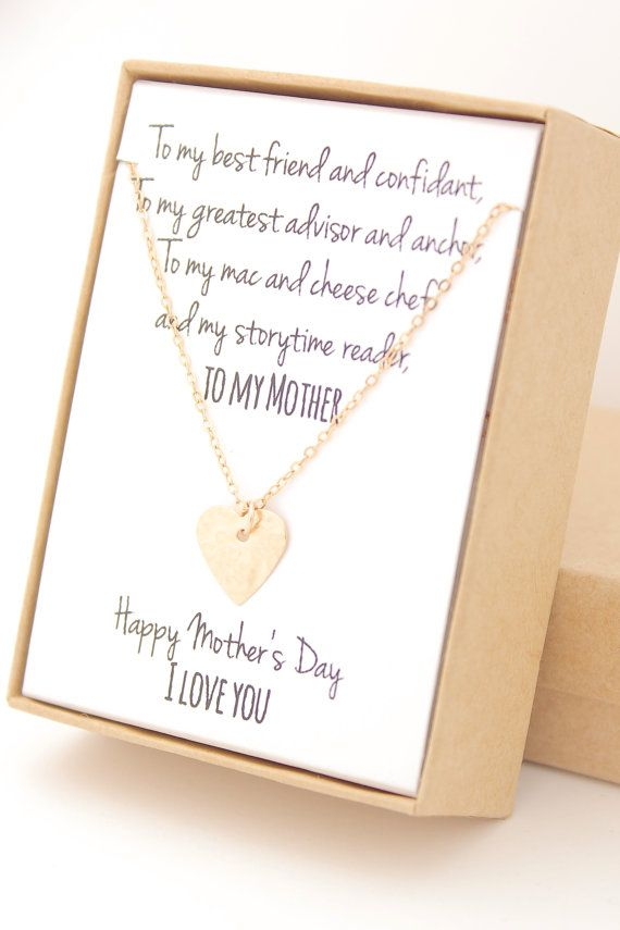 This dainty gold hammered heart necklace can be worn with anything! Perfect piece all on its own or layered with other necklaces. Also makes a great gift for Mother's Day, bridesmaid gifts, anniversary gifts, and more.