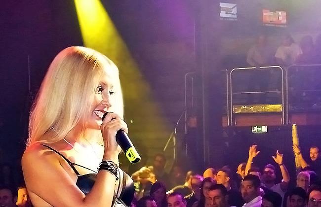 Carolina Marquez DANCE PASSION TOUR 2012 - 2013 @ Arena Live Disco - Mendrisio - Swiss (CH)    Picture © Carolina Marquez | All rights reserved