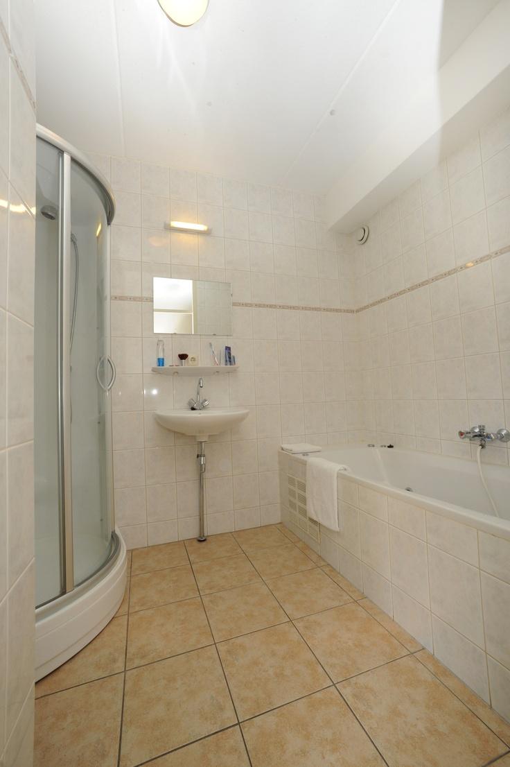 Badkamer villa Hoorn comfort 4 & 6