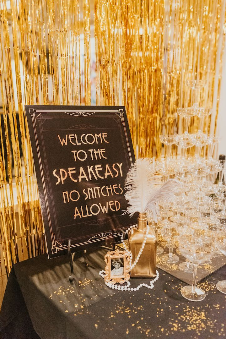 How to Throw a Great Gatsby Themed Party – #Gatsby…