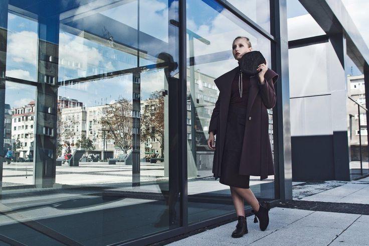 FOLLOWING THE SHADOWS for Elegant Magazine Stylist: Wioletta Kuprowska Photographer: Małgorzata Drozdowska Model: Karolina / SPOT Management MUA & hair: Joanna Głowacka