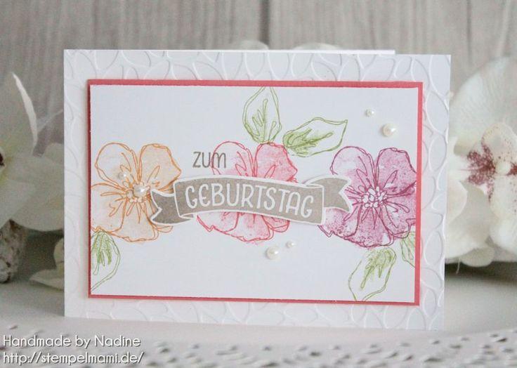 296 besten Stampin\' Up! Stempelmami - Karten / Cards Bilder auf ...