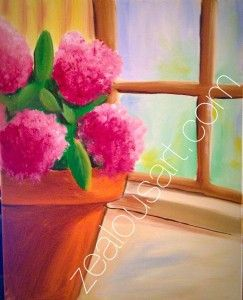 You can paint this at Frosting Cupcakery September 11   Langley BC, ZealousArt, Downtown Langley, Fraser Valley
