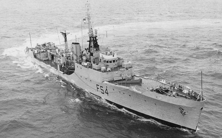 HMS Hardy!  My ship.