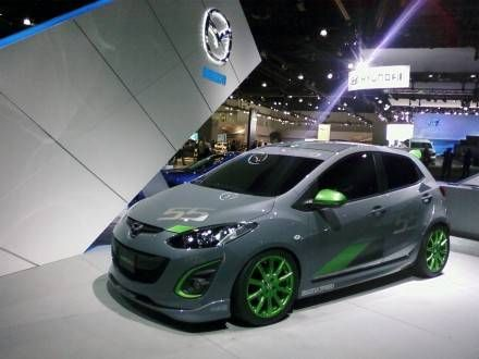 Mazda2 Modified