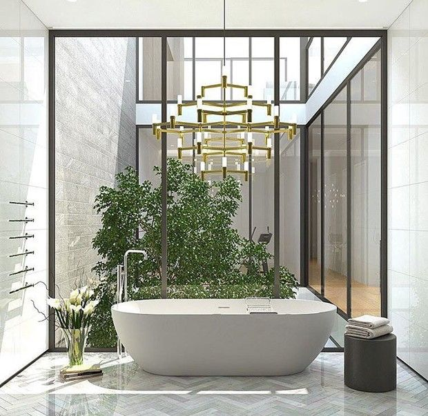 71 Best Images About Small Bath Ideas On Pinterest Soaking Tubs Freestandi