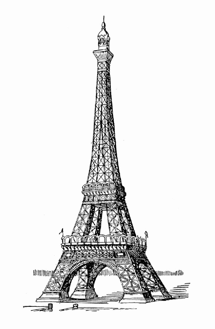 Eiffel Tower Coloring Page Luxury Get The Coloring Page Eiffel Tower Eiffel Tower Painting Eiffel Tower Eiffel Tower Drawing