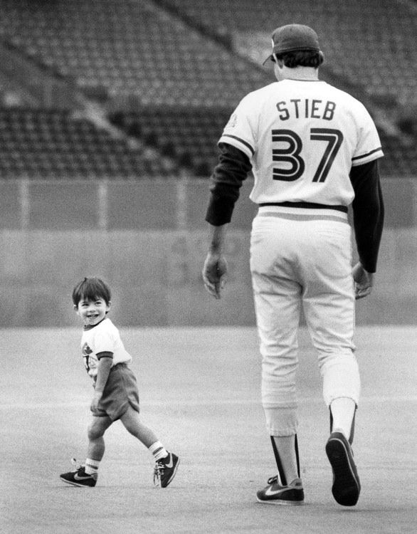 Big Stieb, little Stieb.
