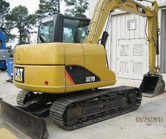 Manufactured in the year 2009, the Caterpillar 307D is an excavator. This machine is mid-size construction equipment and can be of great help at the job field. The condition of the exterior, cab and the mechanical components of the excavator are good enough to do medium duty work.