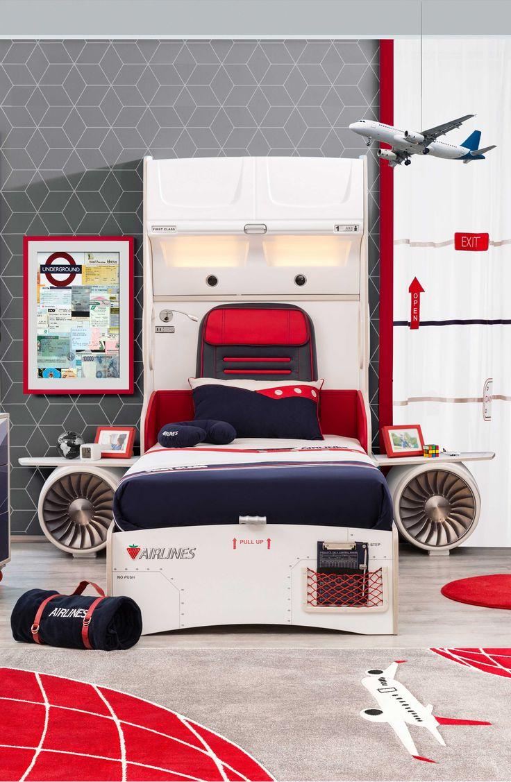 11 best Kinderzimmer Autobett images on Pinterest | Desks, Child ...
