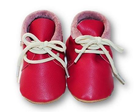 mokasynki RÓŻ Leather Baby Shoes Moccassins Pink https://fiorino.eu/