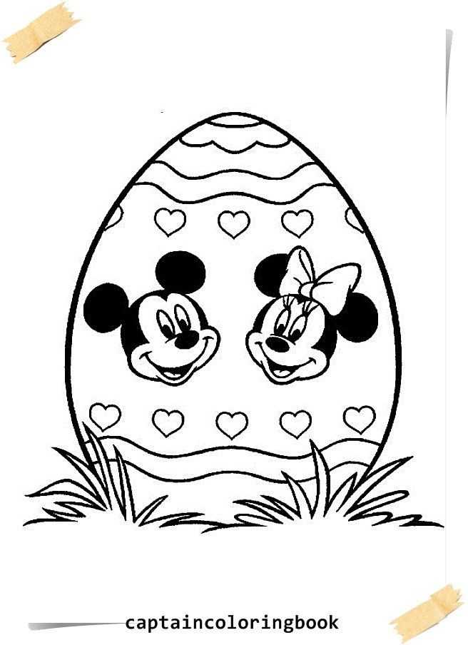 Disney Easter Coloring Pages Your Seo Optimized Title In 2020 Free Easter Coloring Pages Easter Coloring Pages Printable Coloring Easter Eggs