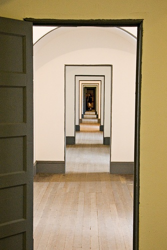 Through The Doors, Fort Point