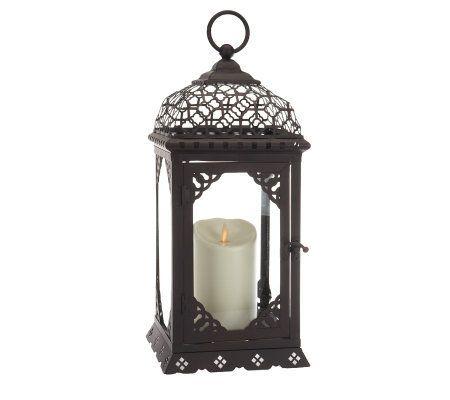 gki bethlehem lighting luminara. bethlehem lights 14.5 middleton lantern with luminara candle gki lighting
