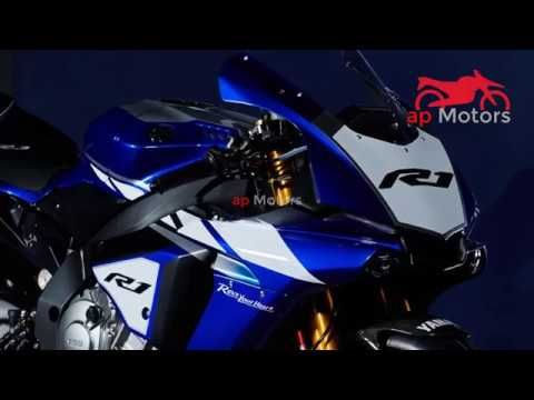 Details new model Yamaha R1 Top speed review 2018 | ap