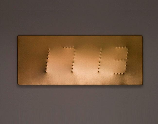 Stylish Digital Wall ClocksDigital Wall, Design Products, Stylish Digital, Attic Loft, Libraries Stairs, Wall Clocks