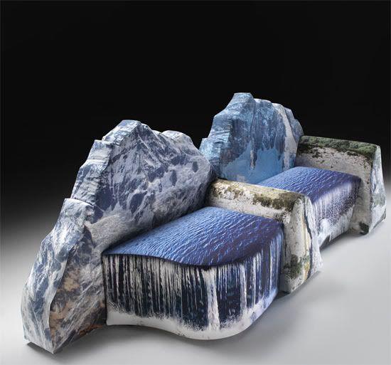 Gaetano Pesce  Creative Couch