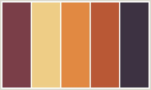 13 Best Images About Colors That Go With Orange On