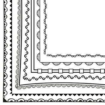 """This is a FREE SAMPLE of 100Non-Seasonal Borders and Frames.Take a look at this huge collection of 100Non-Seasonal Borders and Frames, Border Paperthat will look amazing on your worksheets and will add a little extra """"something"""" to a pagewithout taking to much space (300 DPI, 8.5 in x 11 in, with transparent background).INCLUDED BORDERS(100)- 100 black and white borders in PNG format- 100 black and white borders in JPG format- Terms Of Use- LogoFILE DETAILS:This product is contained in a…"""