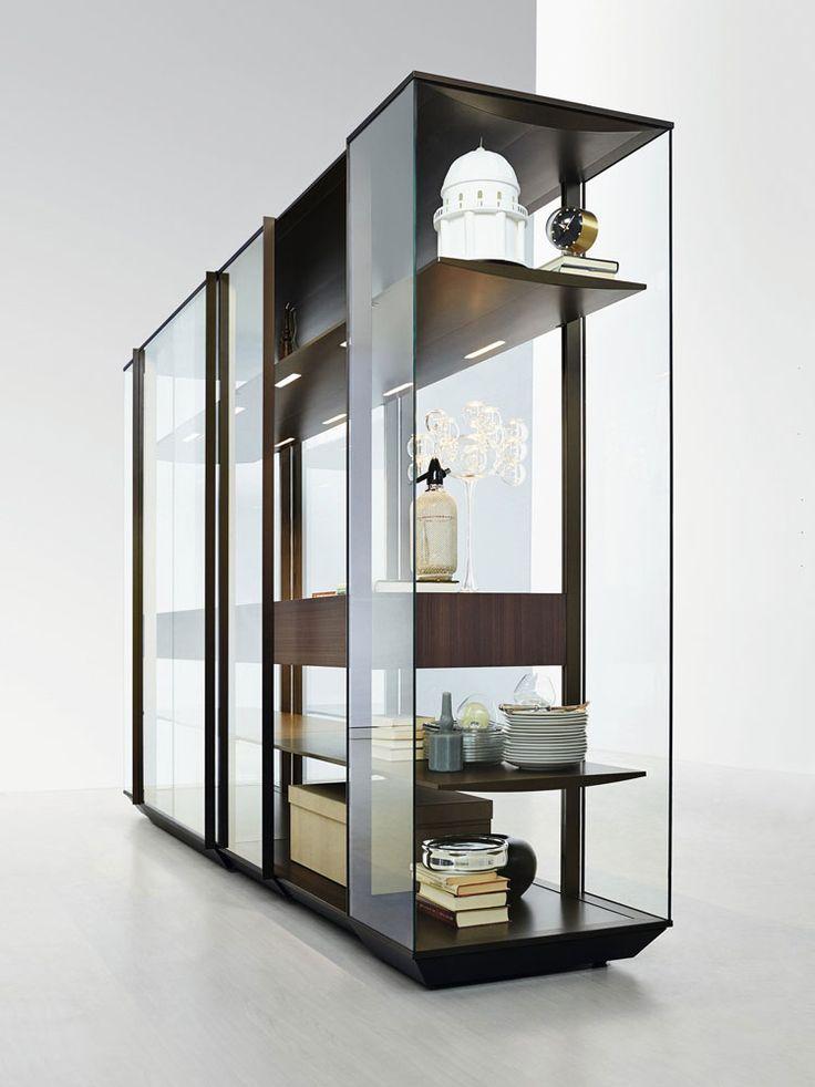 Cabinet Kristal by Molteni&C #designbest #salonedelmobile #salonedelmobile2015 #milanodesignweek #mdw2015 #isaloni #design #interiordesign