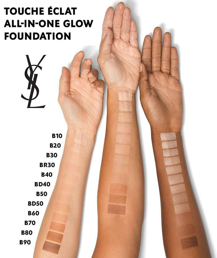 Ysl Touche Eclat Spring 2018 Collection Beauty Trends And Latest Makeup Collections Chic Profile Ysl Foundation Ysl Makeup Ysl Beauty