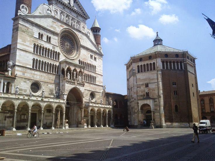 Italie (Lombardie) Crémone Juin 2013