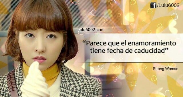 Strong Woman Do Bong Soon Quotes: 15 Best FRASES DE DORAMAS Images On Pinterest