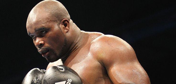 Naturellement bien .: Le champion de boxe .