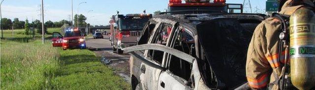 'Supermens' redt man uit brandende auto - http://www.ninefornews.nl/supermens-redt-man-uit-brandende-auto/