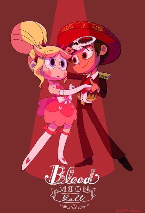 Star & Marco (Star vs las fuerzas del mal)