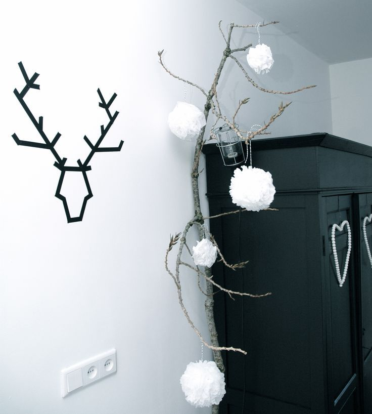 Subtle Christmas decorations for a modern home - Roomed