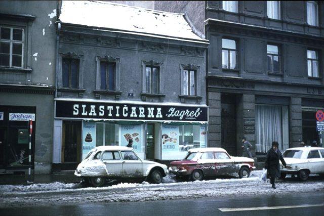 Slasticarnica Masarykova Zagreb Croatia Zagreb Croatia