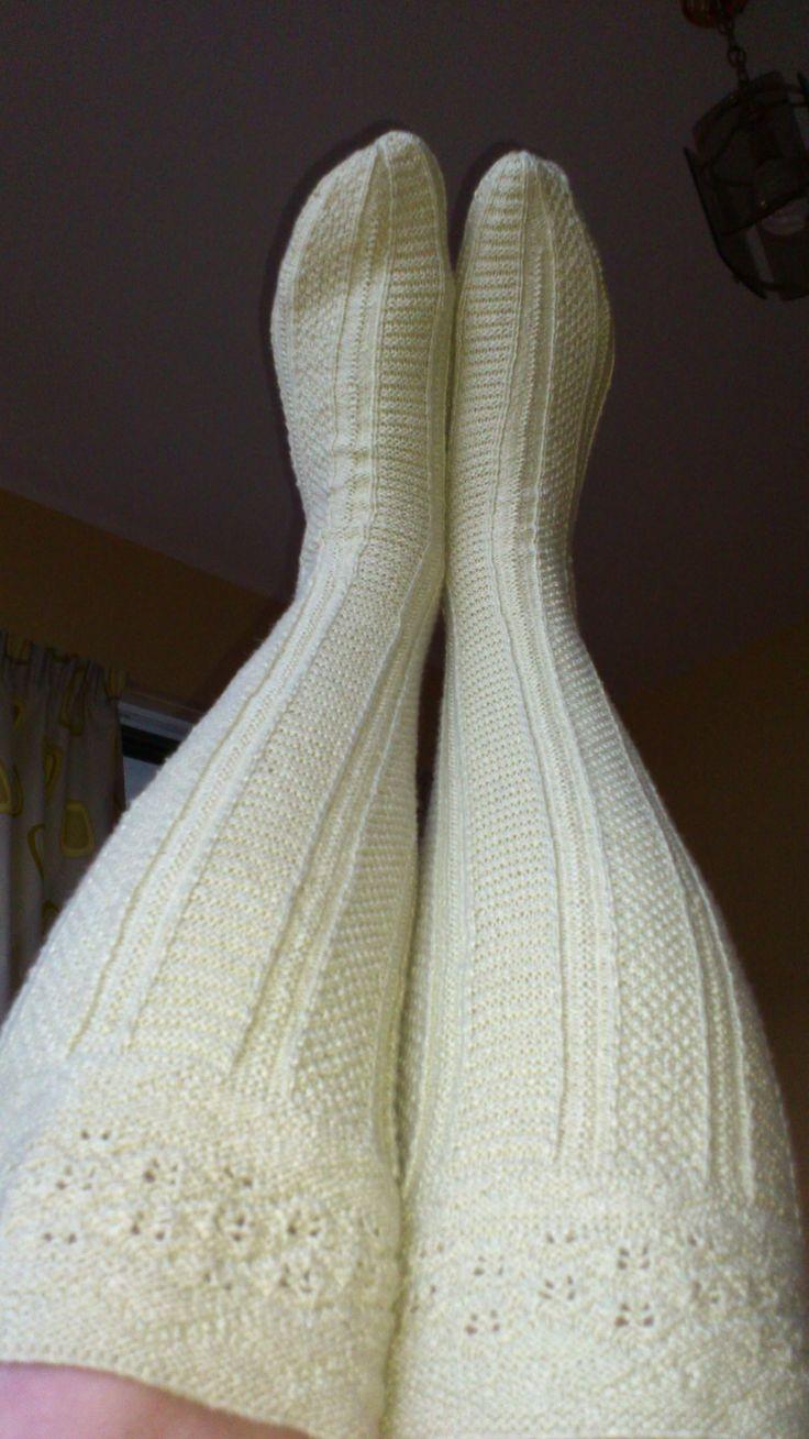 Completed stockings, Mark II