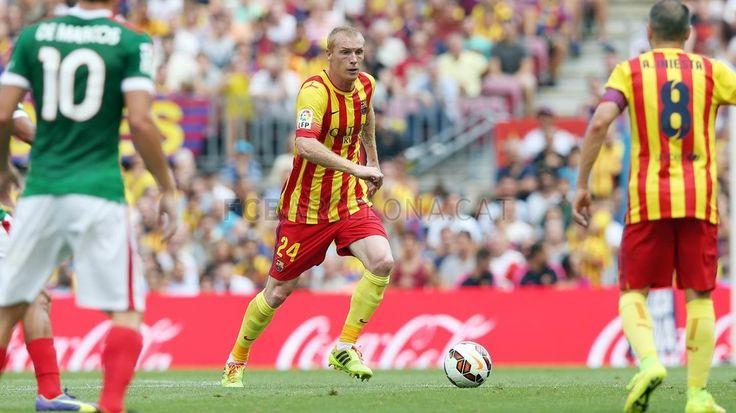 MATHIEU - FC Barcelona - Athletic Club (2-0) | FC Barcelona