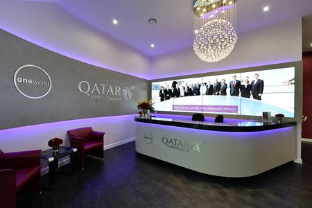 - Qatar airways paris office ...